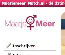 Maatje Meer Match - dating voor volslanke singles